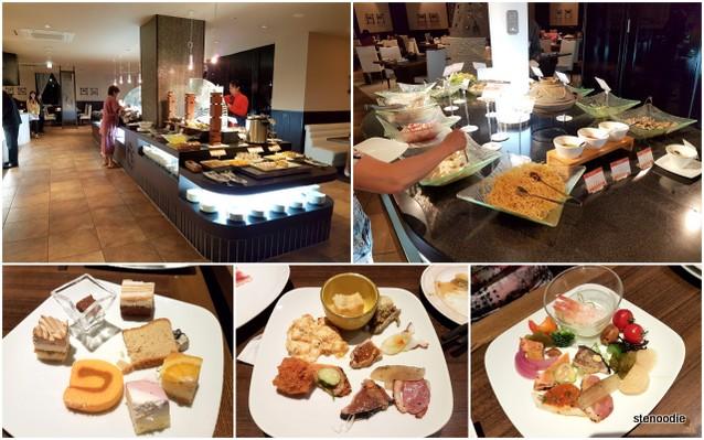 Buffet-style restaurant COTA