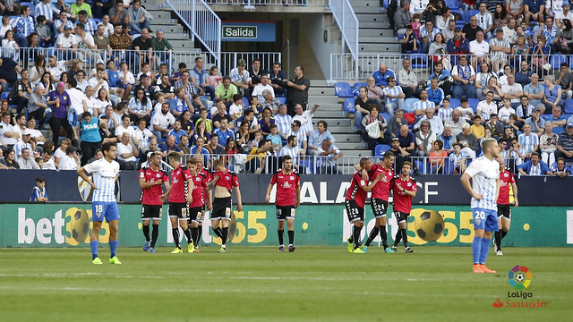 J. 27: Málaga CF - Deportivo Alavés