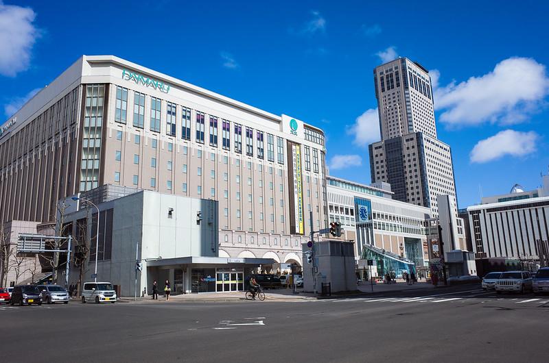 Sapporo Sta.