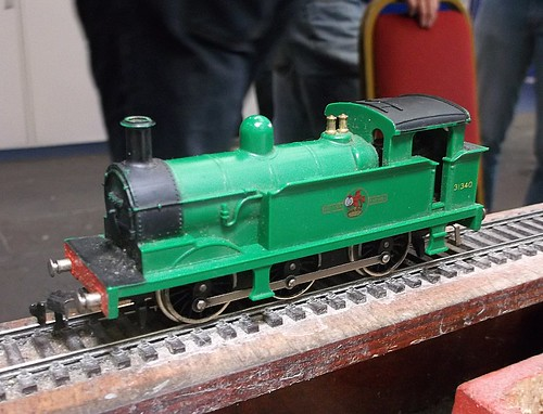50 year old loco