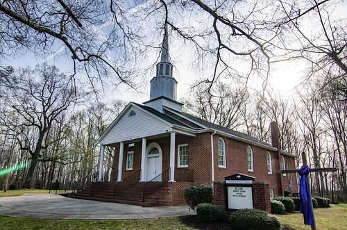Canaan Methodist Church and Cemetery