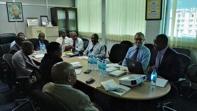 Technical visit to the United Republic of Tanzania as part of the Induction Programme
