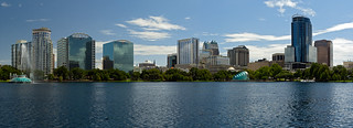 Lake Eola | by PangolinOne