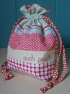 ouch pouch | by :: Nova