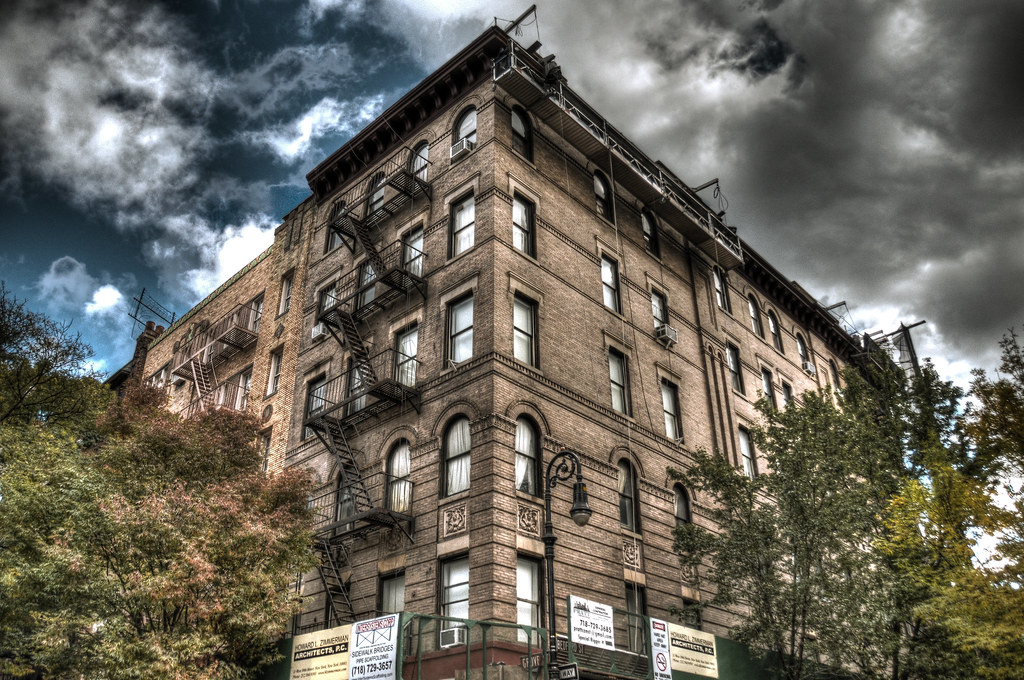 friends tv show house in nyc hdr greenwitch village n flickr