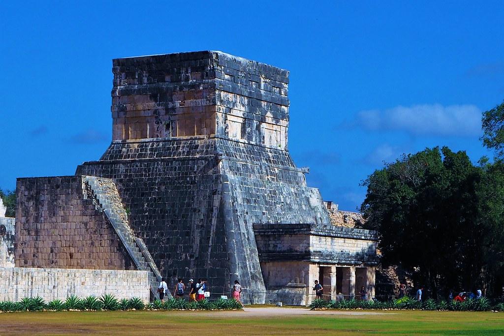 P3110163 Chichen Itza Yucatan México Patrimonio de la Humanidad UNESCO