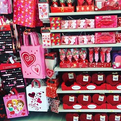 Seriously? #toosoon #valentinesday