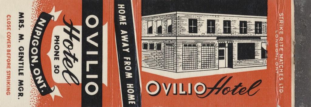 Ovilio Hotel - Nipigon, Ontario