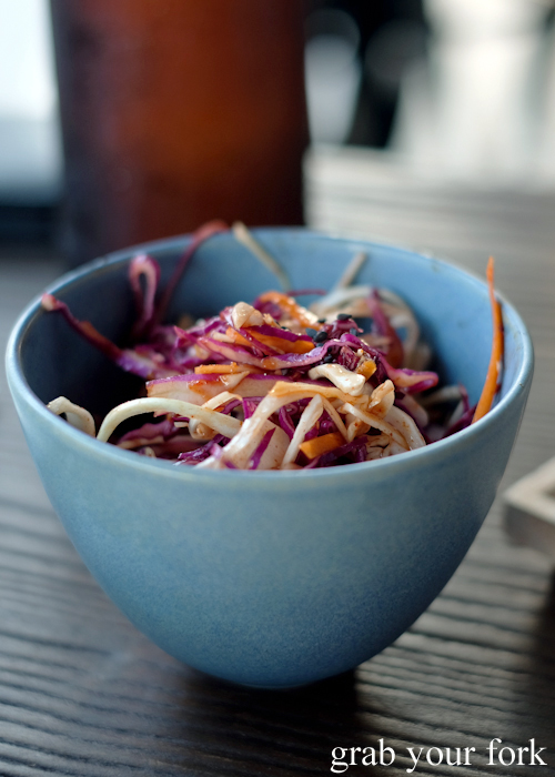 Korean slaw at Flying Tong in Enmore