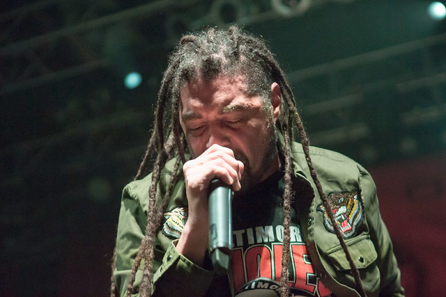Nonpoint @ Fillmore, Silver Spring, MD 02/10/2017