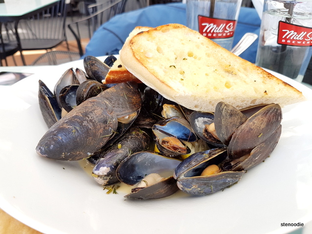 Fresh P.E.I Mussels