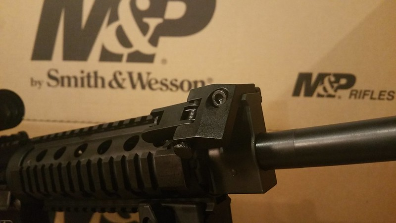 M&P15 3x30 45defree sights