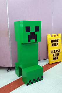 Minecraft Creeper | by Legopold