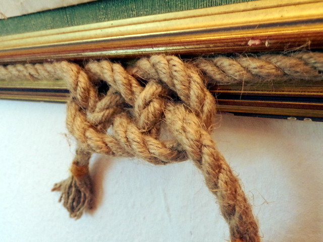 Carrick Bend and Whipping