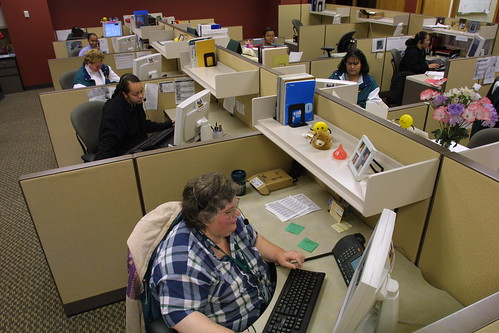 Access call center, 2001