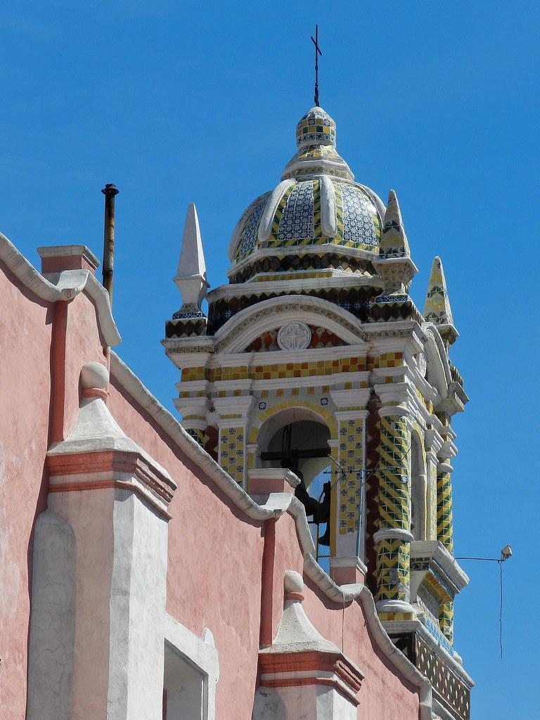 vista del campanario del Convento de Santa Catalina de Siena