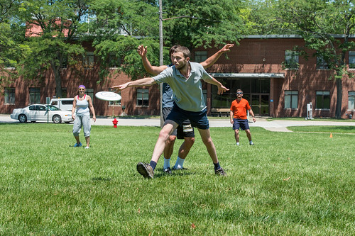 Ultimate Frisbee Club | by Argonne National Laboratory