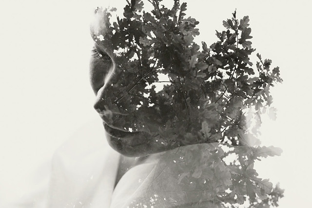 """Perfume"" - double exposure"