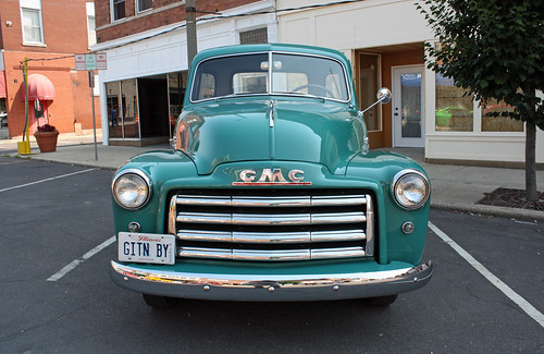 Half Ton Truck >> 1949 GMC 100 Half-Ton Pickup Truck (1 of 9) | Photographed a… | Flickr