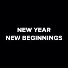 new year new beginnings facebook httponfb