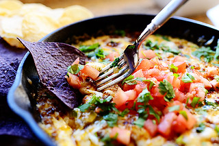 Queso Fundido | by Ree Drummond / The Pioneer Woman