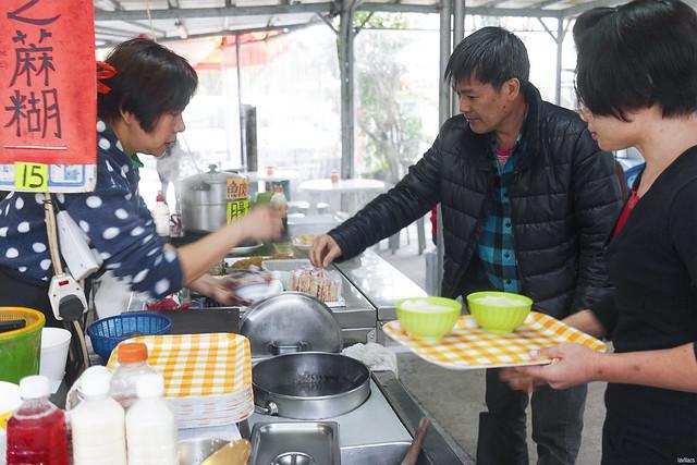 lavlilacs Hong Kong Lantau Island Ngong Ping mountain tofu pudding stand