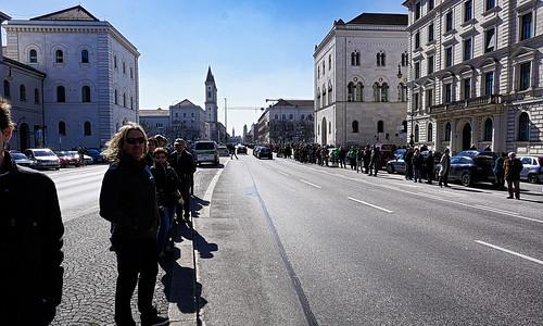 St. Patrick's Day - München