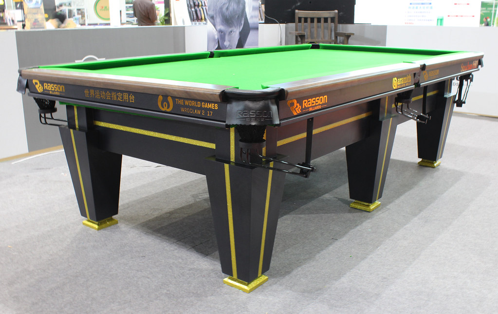 MagnumChinese Pool RASSON BILLIARDS Flickr - Chinese pool table