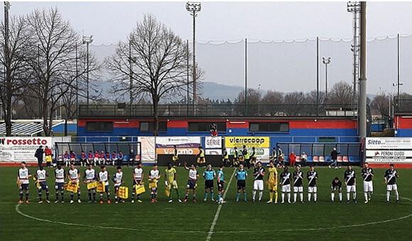 Virtus Verona - Legnago 2-0: Manarin mattatore del derby!