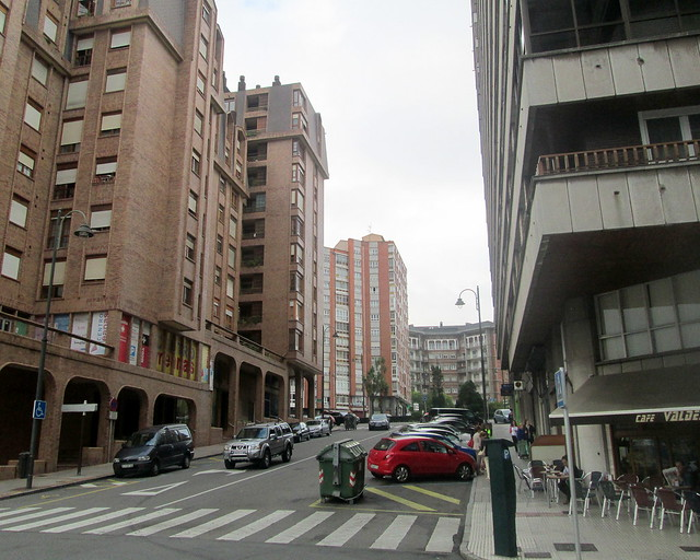 Modern Street, Avilés