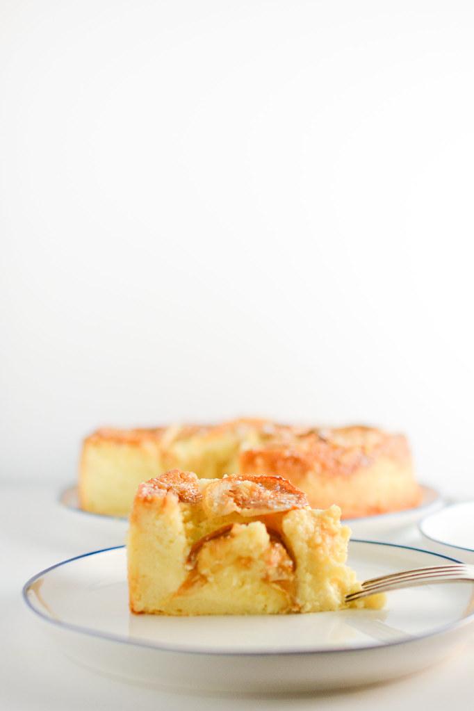Lemon Ricotta Cheesecake | Things I Made Today