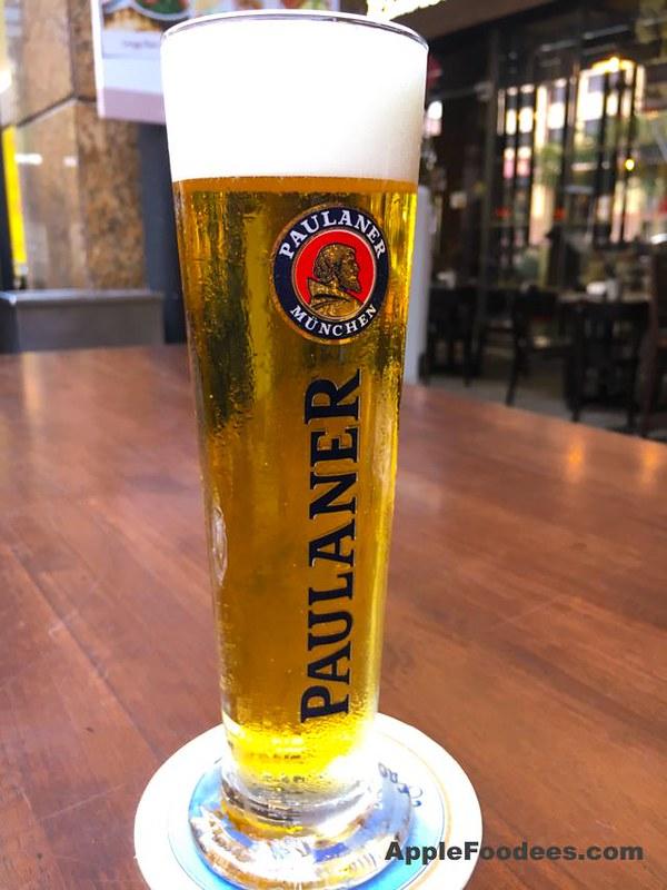 Brotzeit German Bier Bar & Restaurant - Paulener Weißbier Kristallklar