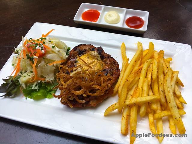 Brotzeit German Bier Bar & Restaurant - Lumberjack Steak