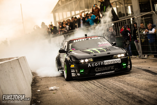Gymkhana Grid Finals @ Marathon, Greece