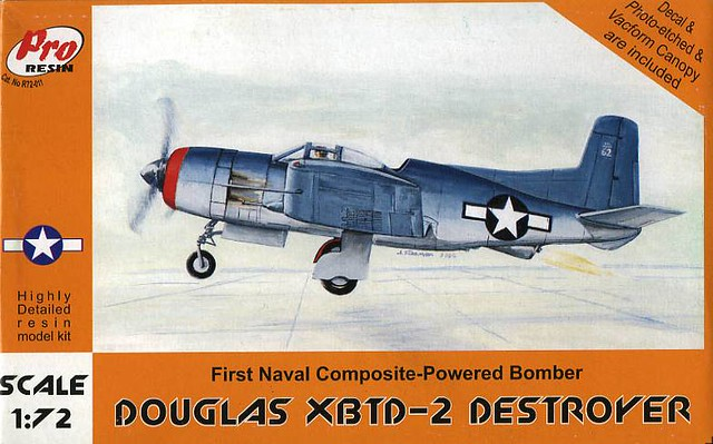 Douglas XBTD-2 Destroyer
