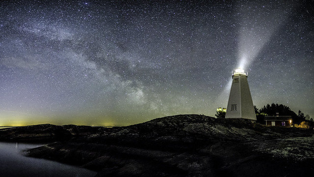 Stavik Lighthouse