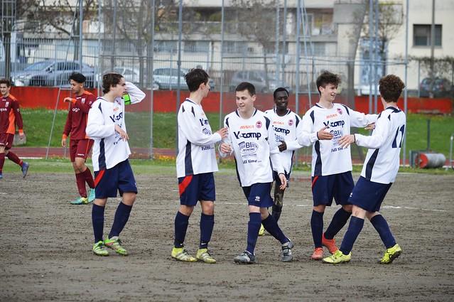 Allievi Regionali Elite, Virtus - Alba Borgo Roma 3-3