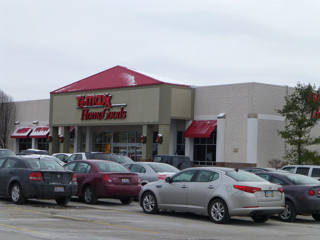 T J Maxx HomeGoods in Boardman  Ohio   by Nicholas Eckhart. T J Maxx HomeGoods in Boardman  Ohio   One of the few co bra    Flickr