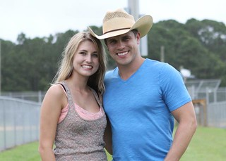 Cadie Hill & Dustin Lynch | by RedCowHills