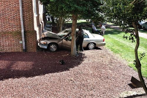 Dover Car Crash