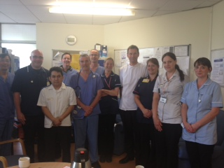 Frontline Visit to RSCH June 2013 | by JeremyHuntMPSWS