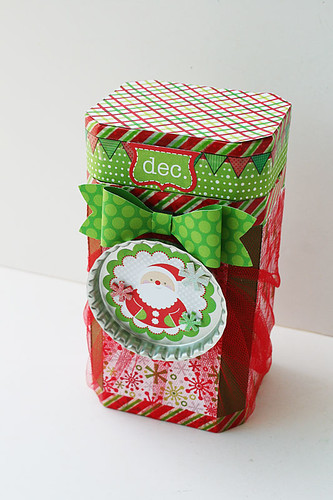 Upcycled-X'mas-box