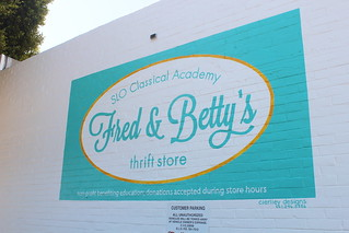 fred & betty's | by jessica wilson {jek in the box}