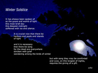 Winter Solstice illustrated