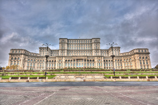 People's Palace - Bucharest [HDR] | by Tom Peddle