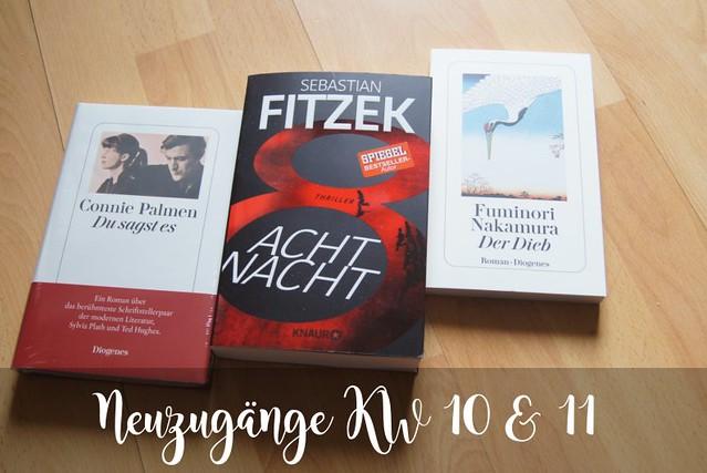 Neuer Lesestoff KW 10 und 11 (2017)