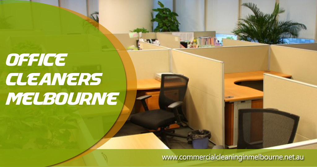 Offices need cleaning services