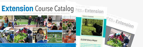 Extension Course Catalog