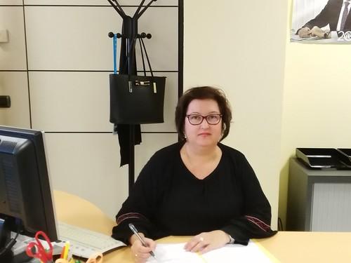 Mª Carmen Espada, portavoz del Grupo Municipal del Partido Popular