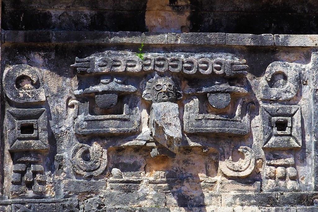 P3110248 (2) Chichen Itza Yucatan México Patrimonio de la Humanidad UNESCO